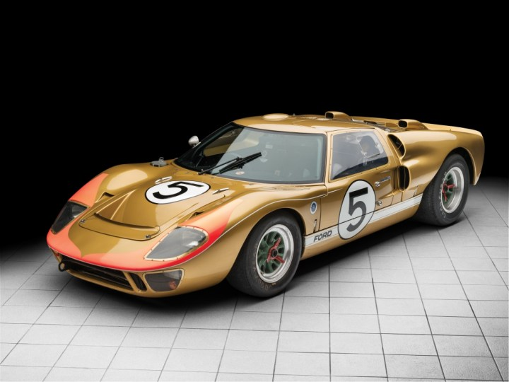 Ford GT40 Mk II (1966)   RM Sotheby's