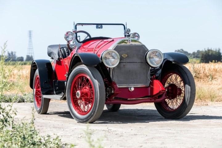 Stutz Series K Bearcat (1921) | Bonhams