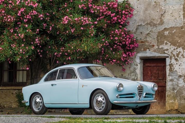 Alfa Romeo Giulietta Sprint Veloce (1957) | RM Sotheby's