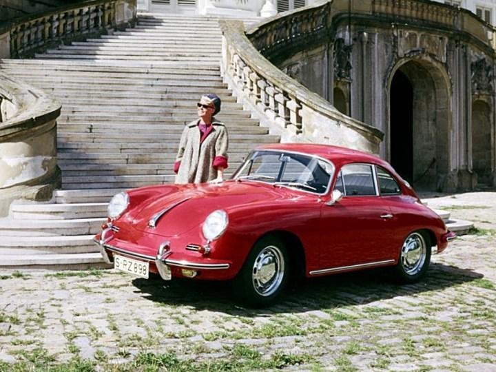 Porsche 356 C | Foto: Porsche AG