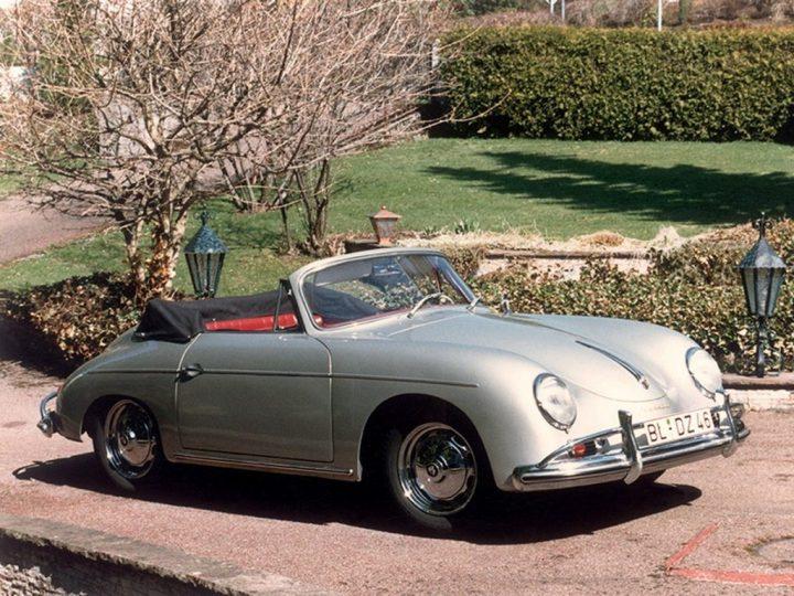 Porsche 356 A | Foto: Porsche AG