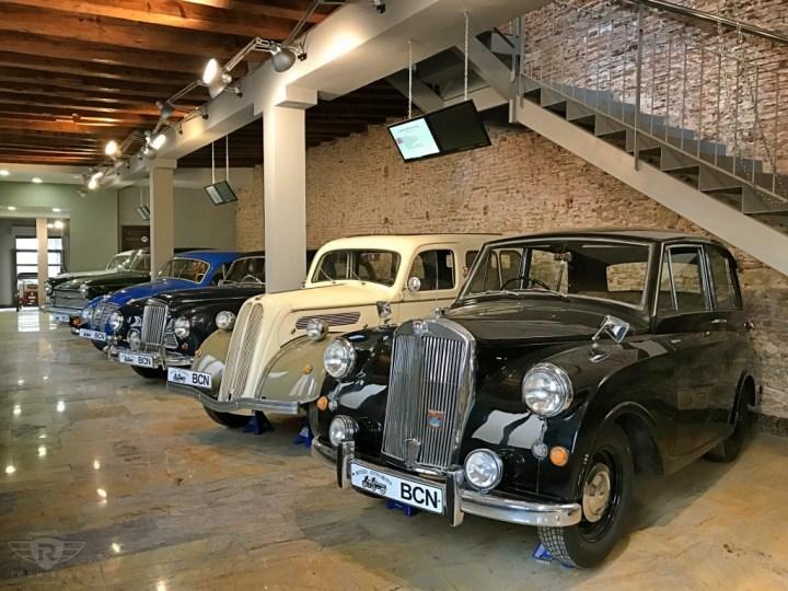 Museos de Coches de España y Portugal: Retro Auto Moto Museum