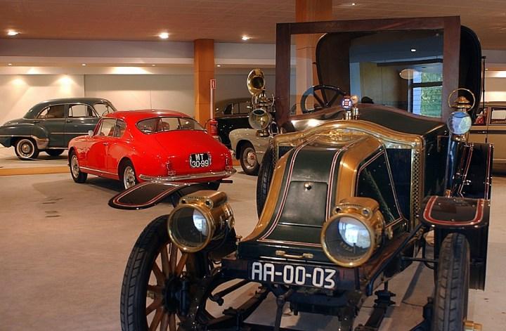 Museos de Coches de España y Portugal: Museo Regional del Automóvil de Fafe