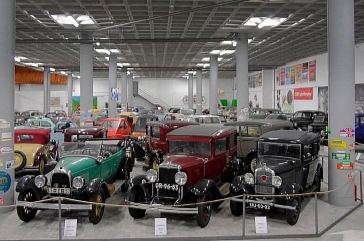 Museos de Coches de España y Portugal: Museo de Automóvil de V.N. de Familicao