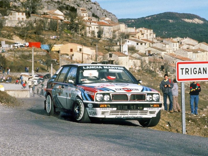 Lancia Delta HF Integrale Group A