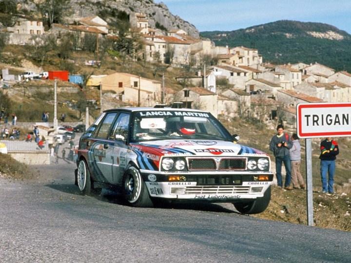 Lancia Delta HF Integrale Group A