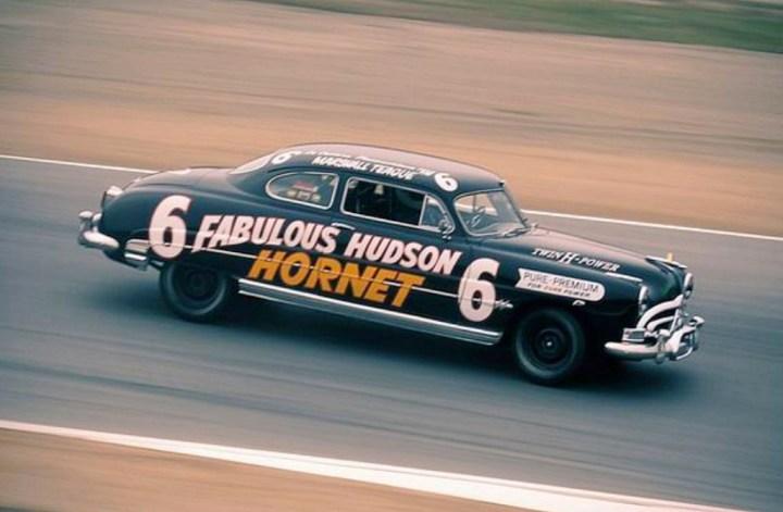 The Fabulous Hudson Hornet