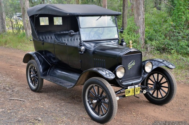 100 iconos indispensables: Ford T | fordmodelt.net