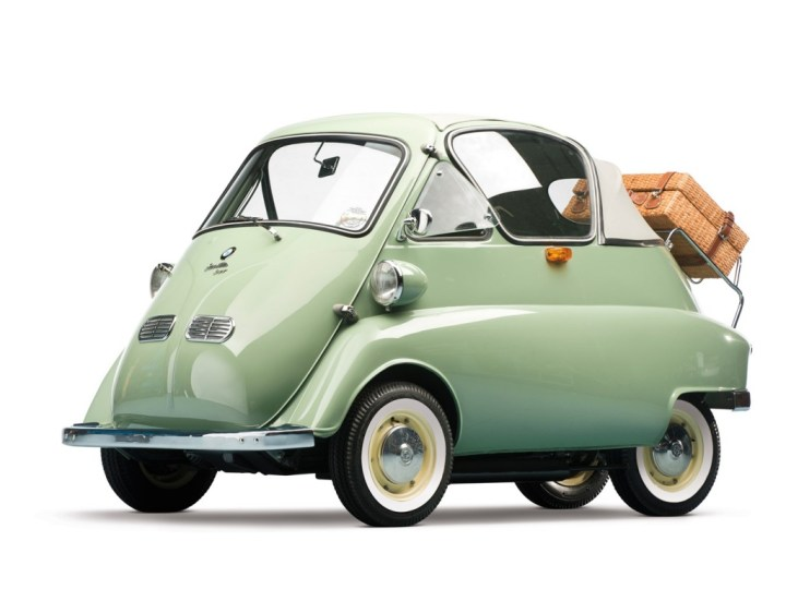 100 iconos indispensables: BMW Isetta | RM Sotheby's