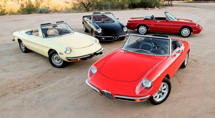 100 iconos indispensables: Alfa Romeo Spider | Matthew Litwin & Jeff Koch