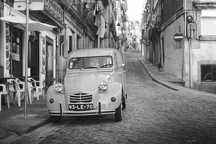 Comprar un coche clásico: Citroën 2CV