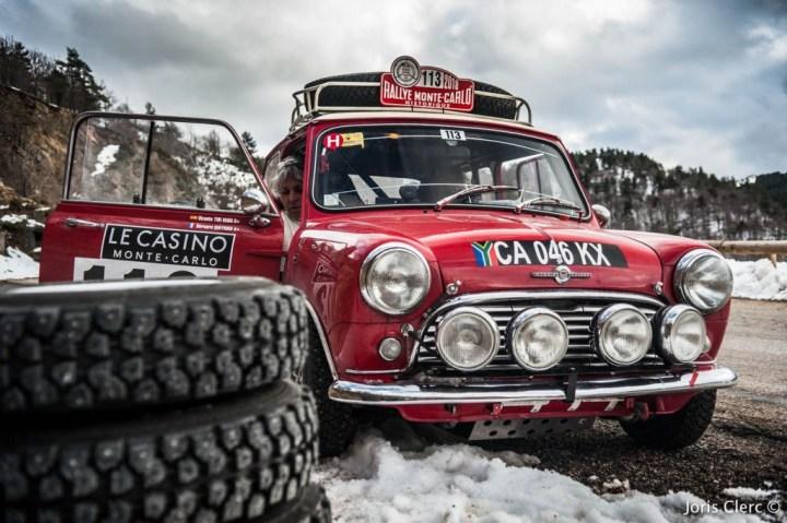 Rally Monte Carlo Historique | Joris Clerc