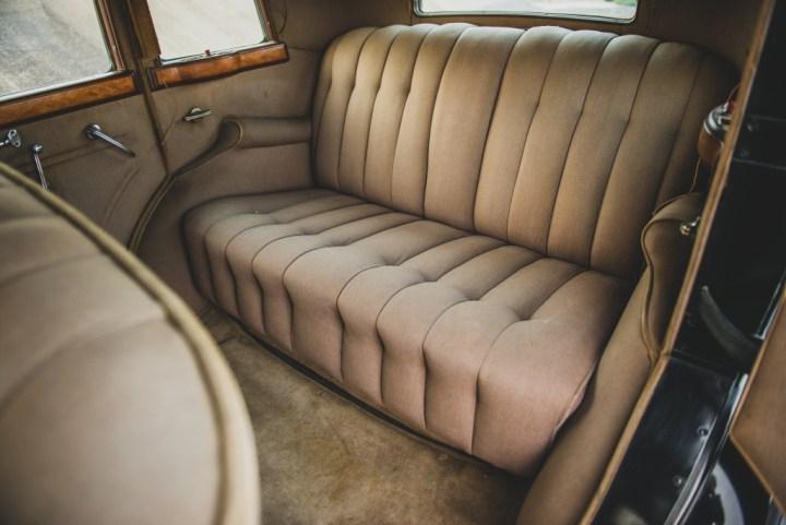 Lincoln Model KA Four Door Sedan (1934) | RM Sotheby's