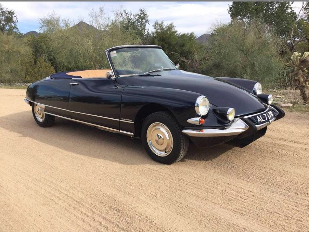 Crónicas Arizona 2019 Bonhams 1964 Citroën DS 19 Décapotable $150,000–$200,000 212.800 $