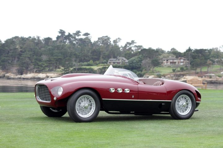 Ferrari 250 MM Spider (1953) 5.395.000 $ | Gooding & Company