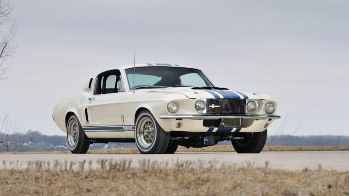 Shelby GT500 Super Snake (1967) 2.200.000 $ | Mecum