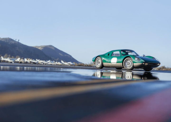 Porsche 904 GTS (1964) est. 1,4-1,6 M$ | Bonhams