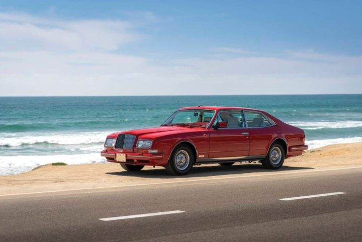 Bentley Turbo RL Empress II Coupe (1991) est. 200-300.000 $ | RM Sotheby's