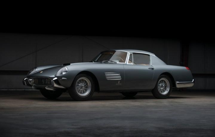 Ferrari 250 GT Speciale (1957) est. 11-13 M$ | RM Sotheby's