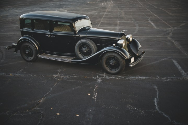 Lincoln Model KA Four Door Sedan (1934) | RM Sotheby's