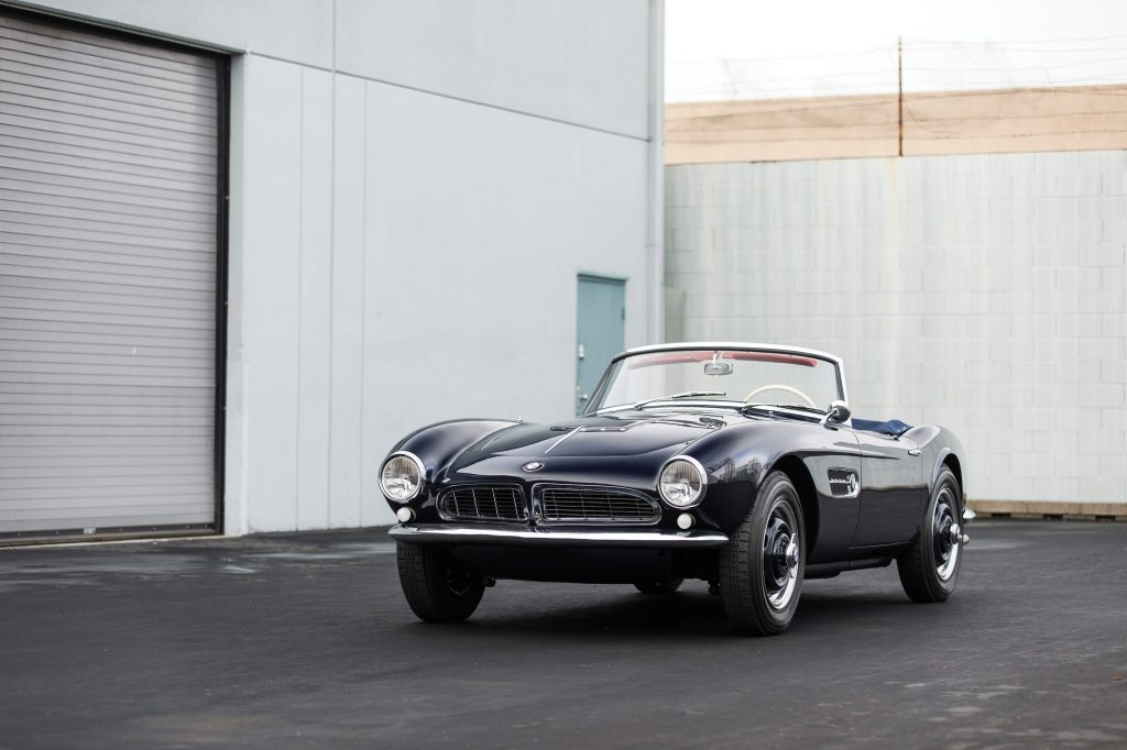 Crónicas Arizona 2019 RM Sotheby's 1958-BMW-507-Roadster-Series-II 2.175.000 $
