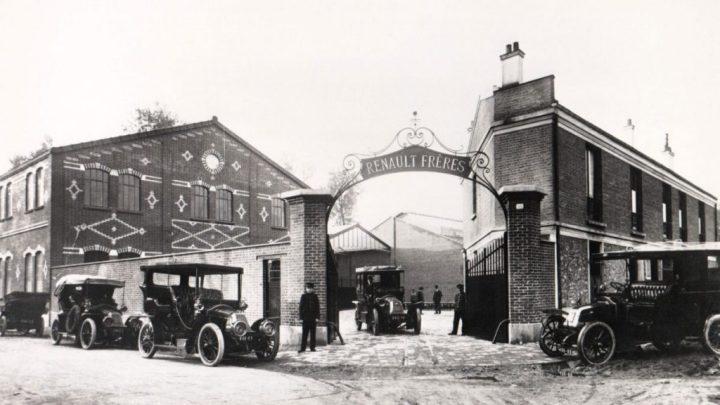 La fábrica de Renault en Boulogne-Billancourt fue la más importante de la compañía y estuvo abierta hasta 1992