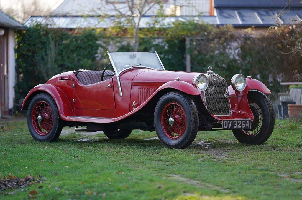 Artcurial 1930 Alfa Romeo 6C 1750 Gran Sport Roadster Corsica 977.440 €