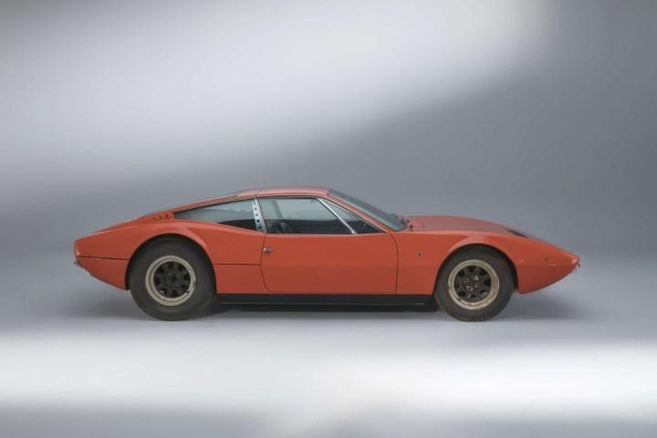 Serenissima Ghia GT (1968): 452.960 € | Artcurial