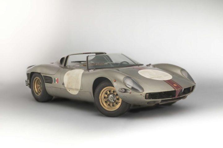 Serenissima Spyder (1966): 4.218.800 € | Artcurial