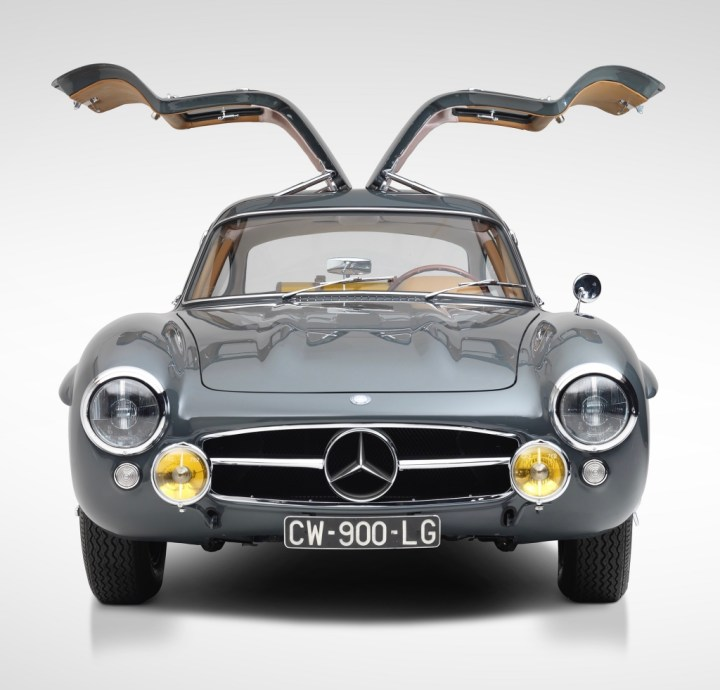 Mercedes-Benz 300 SL (1955): 1.207.500 € | Bonhams