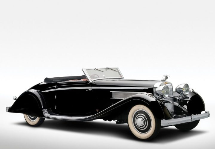 Hispano-Suiza K6 Cabriolet (1935) | RM Sotheby's