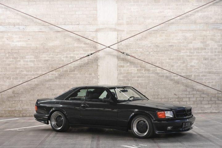 Mercedes-Benz 560 SEC AMG 6.0 (1989): 297.500 € | RM Sotheby's