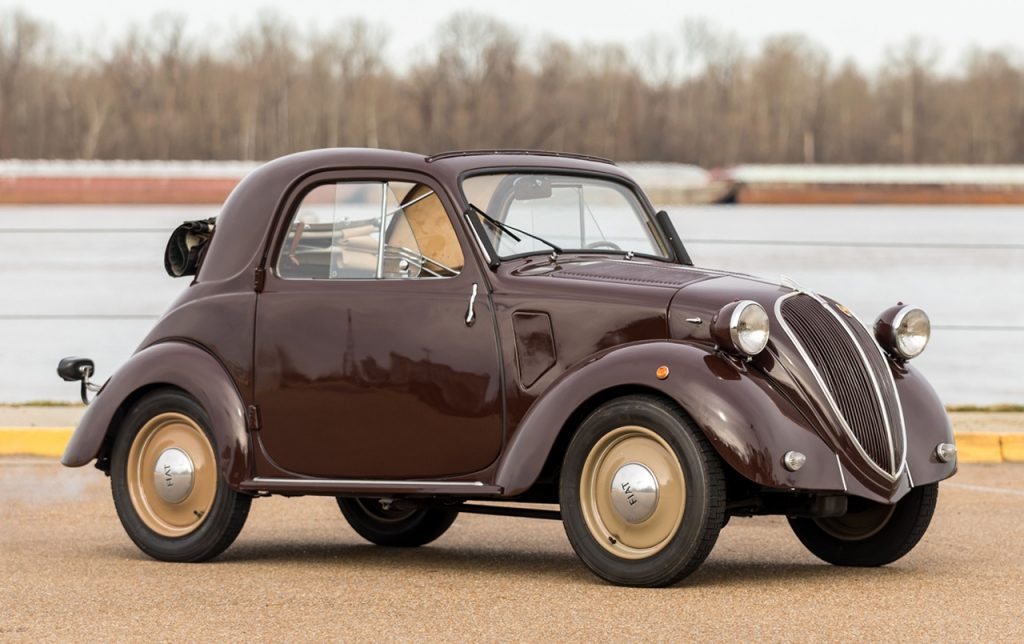 Gooding and Company 1949 Fiat 500 B Topolino $30,000