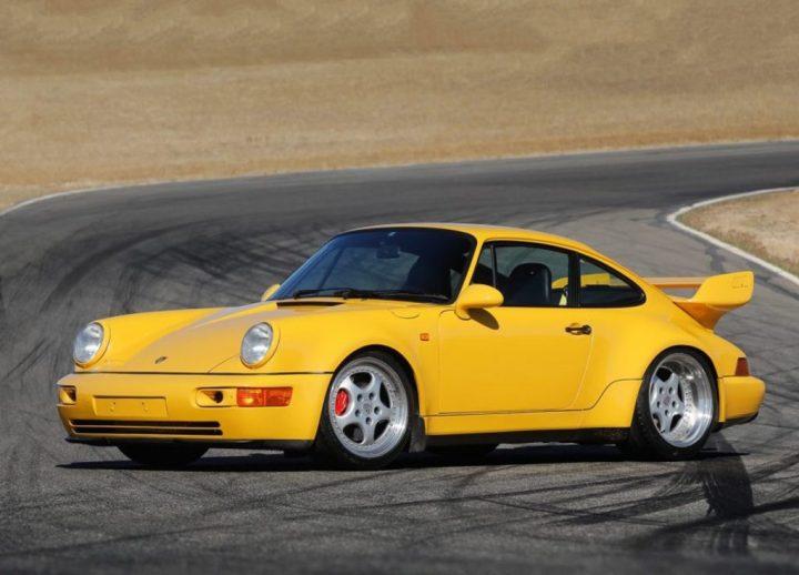 Gooding 1993 Porsche 964 Carrera RS 3.8