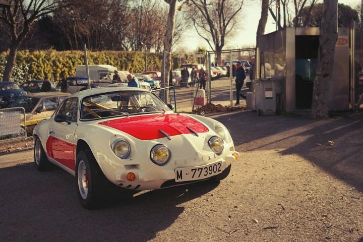 Alpine A110 en ClassicAuto Madrid