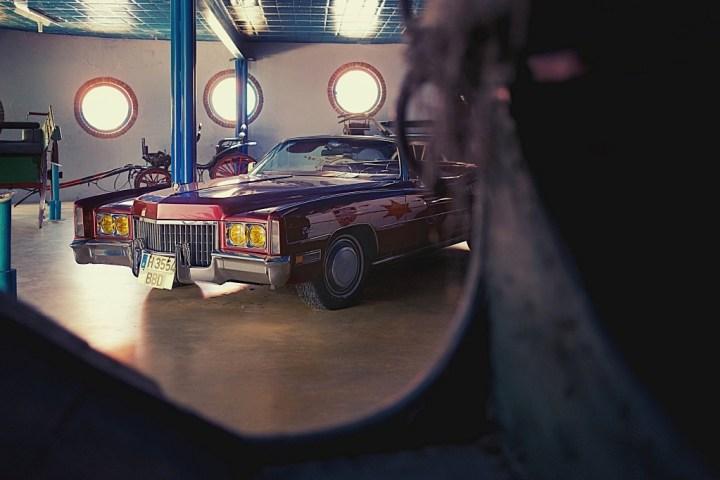 Hervás: Cadillac Eldorado
