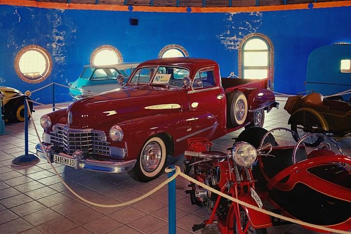 Hervás: Cadillac Pickup