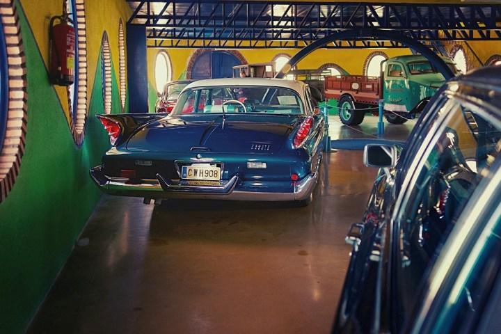 Museo de la moto y el coche clásico de Hervás