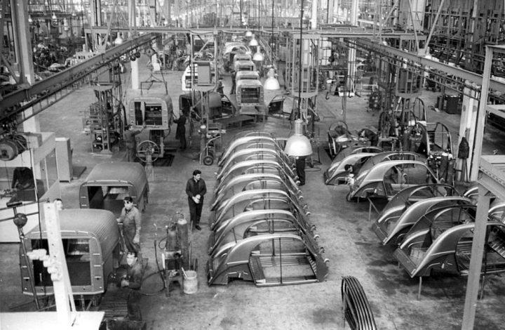 Fábricas de automóviles en España: Citroën Vigo
