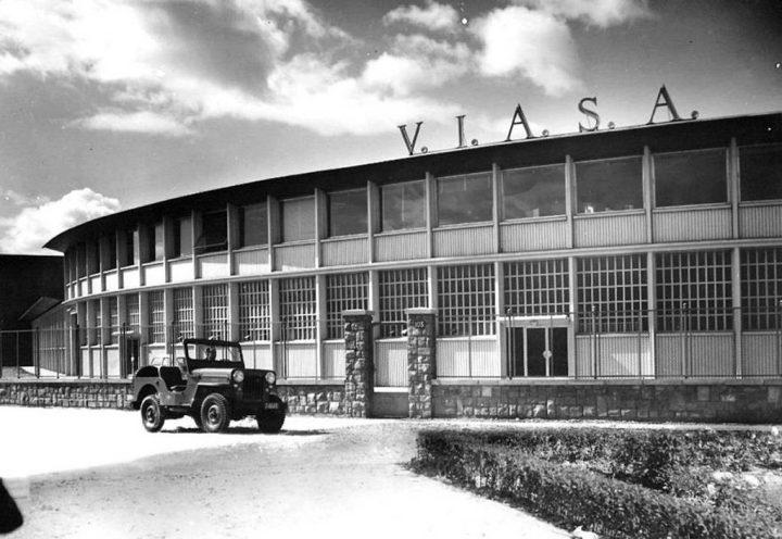 Fábricas de automóviles en España: Viasa Zaragoza