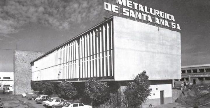 Fábricas de automóviles en España: Metalúrgica de Santa Ana Linares