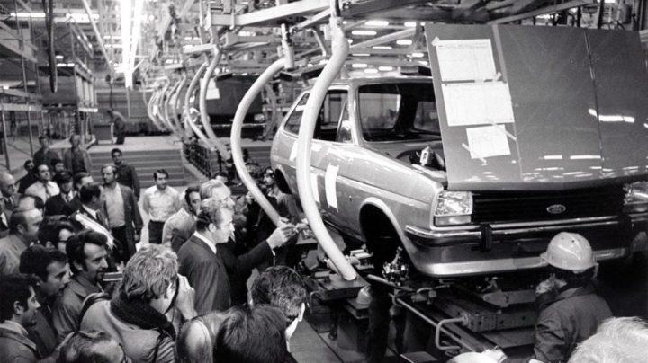 Fábricas de automóviles en España: Ford Almussafes