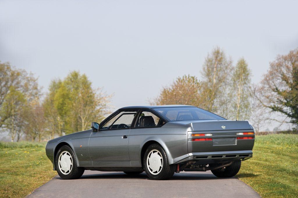 Aston Martin V8 Vantage Zagato (1987) 331.250 €