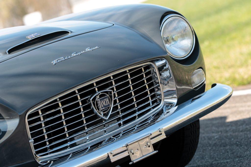 Lancia Flaminia Super Sport 3C 2.8 Zagato (1966) 252.500 €