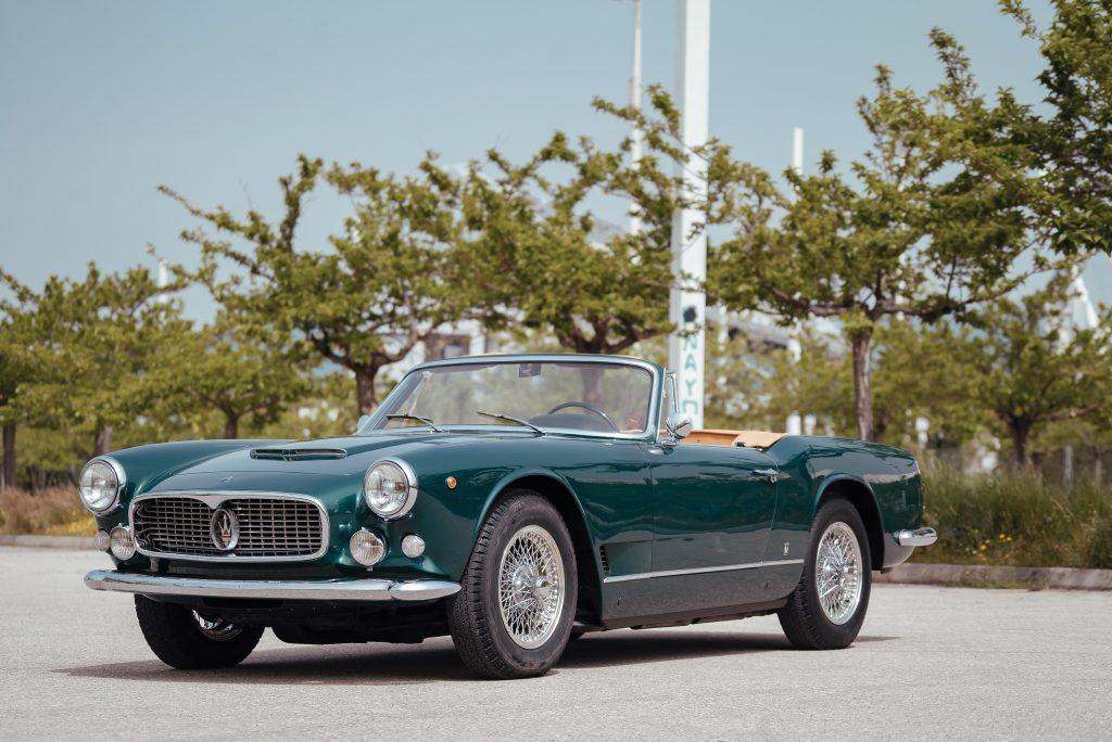 Maserati 3500 GT Spyder by Vignale (1961) 663.125 €
