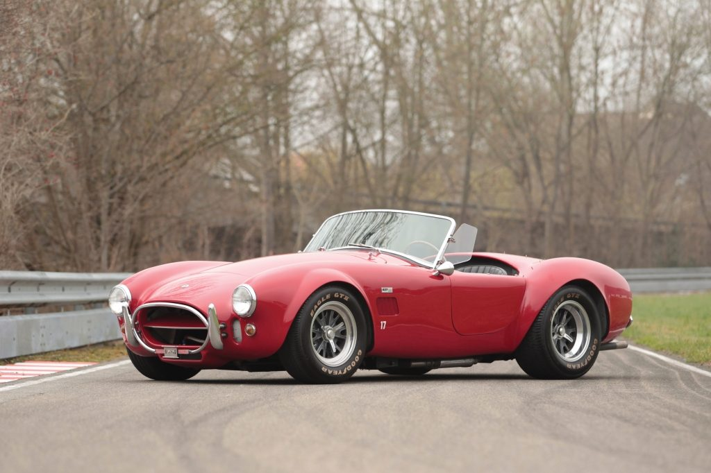 Shelby 427 Cobra (1965) sin vender