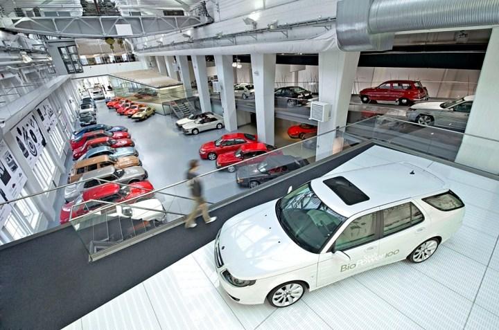 Saab Car Museum