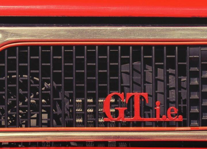 Typography Lancia Delta