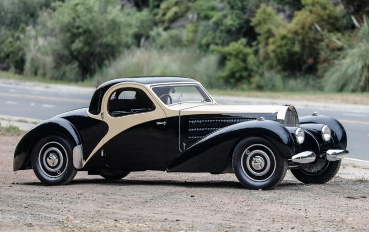 Gooding & Company 1936 Bugatti Type 57 Atalante $ 1,325,000