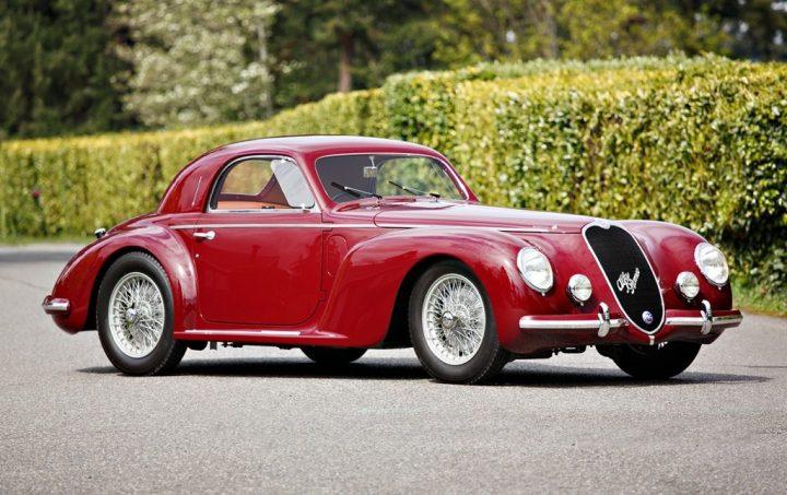 Alfa Romeo Tipo 256 (1939) | Gooding & Company